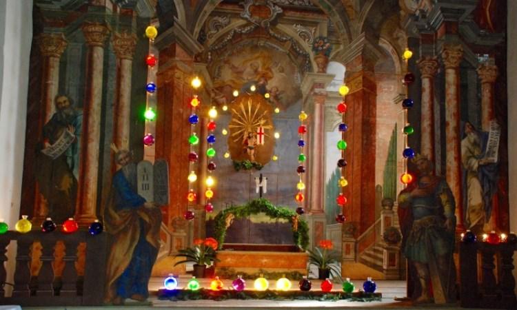 Ostergrab St. Peter, Lana