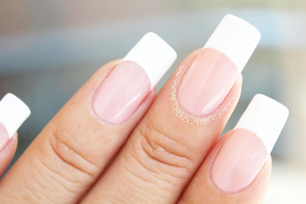 10 french manicure 3-3
