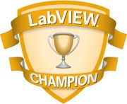LabVIEW Champion logo