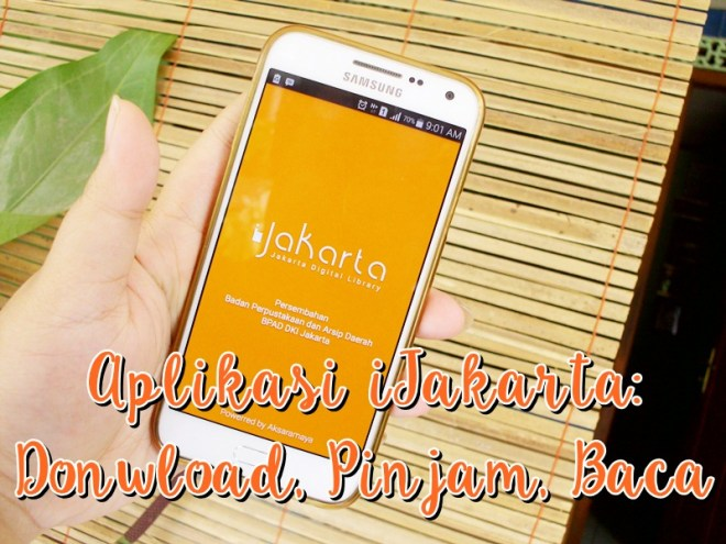 Aplikasi iJakarta