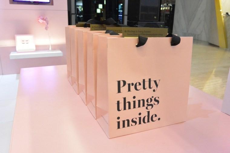 Sociolla Pop Up Plaza Indonesia Goodie Bag