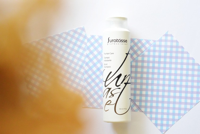 Review Furatasse Professional The Hair Care_Moist Shampoo - Delapankata