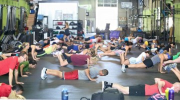 FREE Community Workout at CrossFit Riverfront