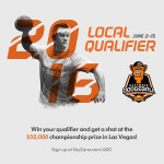 2016 Ultimate Dodgeball Championship Local Qualifier
