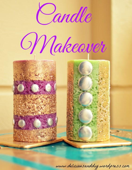 candle makeover