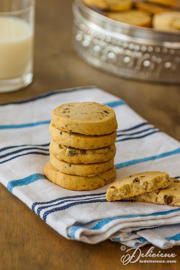 Pistachio and Cardamom #Cookies #recipe | deliciouseveryday.com