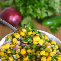 Copycat Recipe: Chipotle Corn Salsa