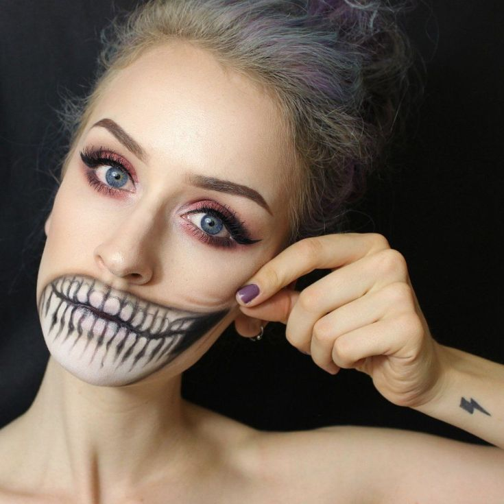 205767-crazy-teeth-makeup-idea