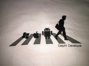Windows, Apple, Android = Delphi