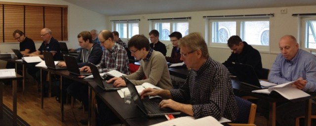 Jens Fudge's Delphi Training