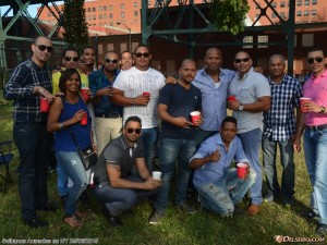 SEIBANOS AUSENTES EN NY - 2015