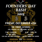 Founders' Day Bash
