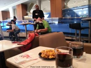 chair massage delta A17 skyclub delta points blog
