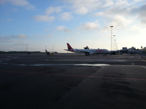 HOP! the Air France regional partner at GOT airport delta points blog