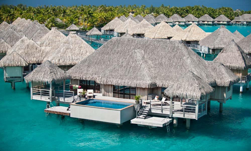 St Regis Bora Bora Resort Deluxe Escapesdeluxe Escapes