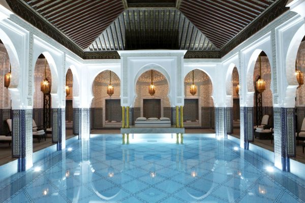 © La Mamounia_Indoor Pool (2)