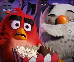 Box Office Wrap Up: Angry Birds Catapults To The Top