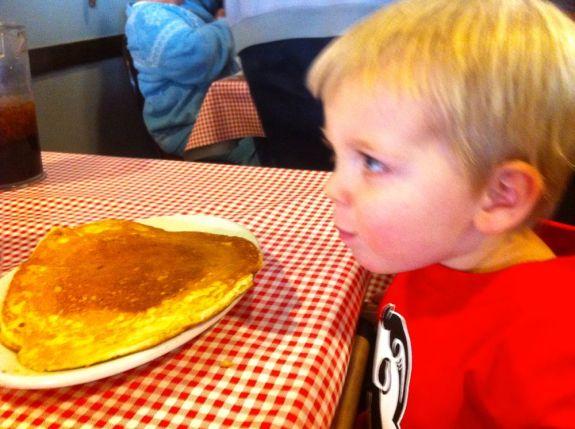 One pancake