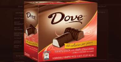 Dove Miniature Ice Cream Bars