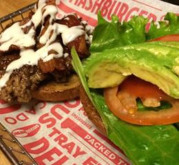 Smashburger Avocado