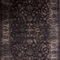 Vintage rug - Charcoal
