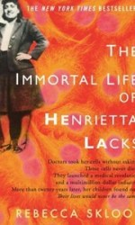 Discussing this month: The Immortal Life of Henrietta Lacks by Rebecca Skloot