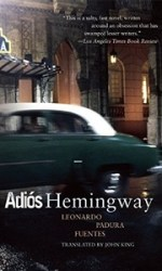 Reading for next month: Adiós Hemingway