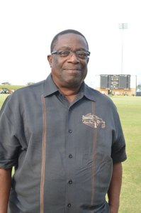 """Chairman of the Guyana Civil Aviation Authority's Board of Director, Lawrence """"Laurie"""" London."""