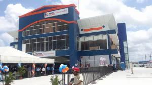 The Massy Supermarket, Amazonia Mall, Providence, East Bank Demerara.
