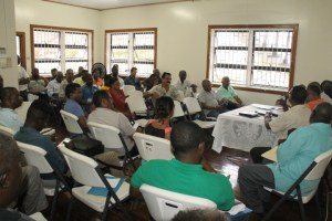 GGDMA meeting on Friday