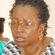 Head of the Department of Sociology, and Director of Gender Studies at the University of Guyana (UG),  Paulette Henry