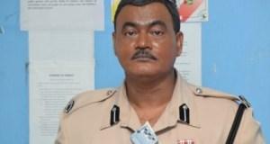 Police Commissioner, David Ramnarine