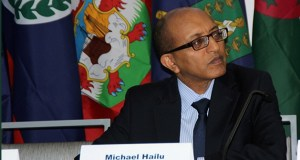 Director of the Technical Centre for Agricultural and Rural Cooperation (CTA), Michael Hailu