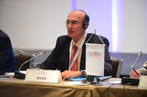 Dr.  Muhammad Aslam Khan