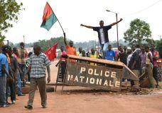 العلاقات المدنية العسكرية:دورالمؤسسة العسكرية فى المرحلة الإنتقالية فى بوركينا فاسو