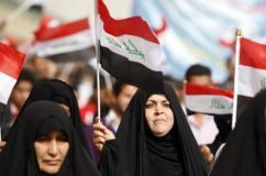 """المشاركة السياسية للمرأة العراقية بعد عام """"2003"""""""