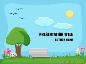 Free-Nature-Powerpoint-Template 511 a