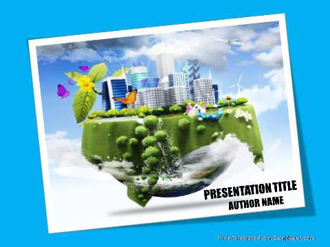 Free-Nature-Powerpoint-Template 514 a