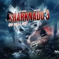 Sharknado maakt voor de derde keer Syfy onveilig