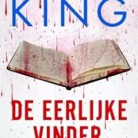 Kort fragment uit de nieuwe Stephen King 'Eerlijke Vinder'