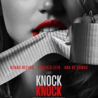 Knock, Knock: Deze mooie dames vallen Keanu Reeves lastig