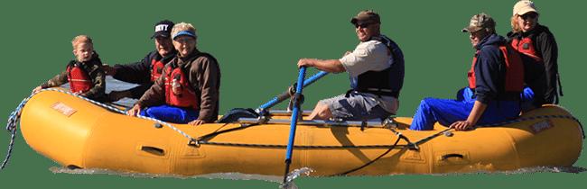 Rafting Trips in Talkeetna