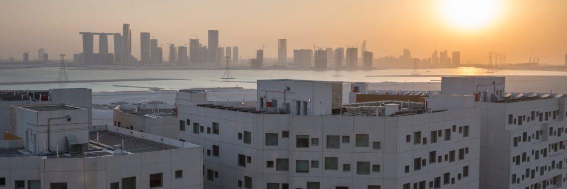 ABU DHABI, UNITED ARAB EMIRATES, Oct. 30, 2014:   Scenes from around the NYU Abu Dhabi new Saadiyat Island campus as seen on Thursday, Oct. 30, 2014.  (Photo / Silvia Razgova)
