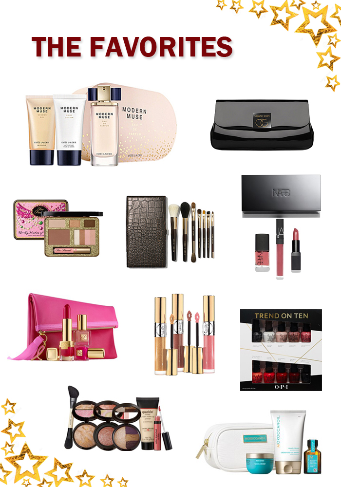 Beauty Favorites - Holiday Gift Guide - Purely Me by Denina Martin