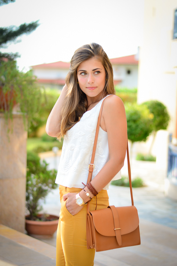 Summer Outfit by Bulgarian Fashion Blogger Denina Martin