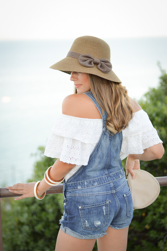 Summer Sweet outfit styled by Bulgarian Fashion Blogger Denina Martin