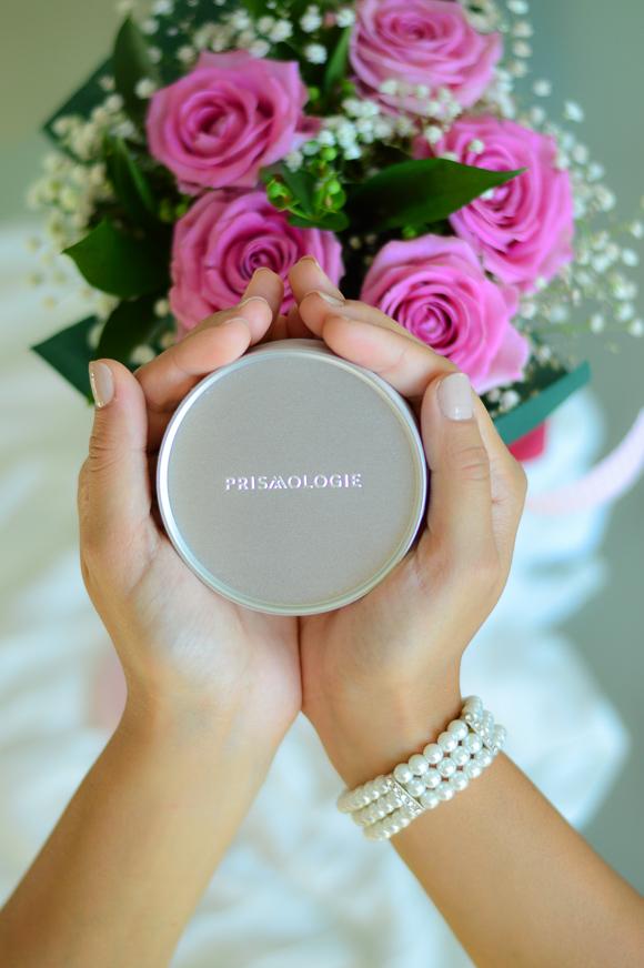 Live Life Colourfully - Prismologie Pink O'Clock Body Balm