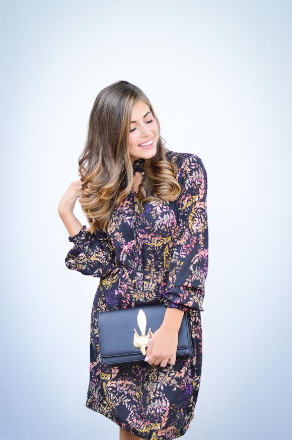 Sofia-Fashion-Week-Day1-HM-Dress-Fox-Clutch-Denina-Martin-7
