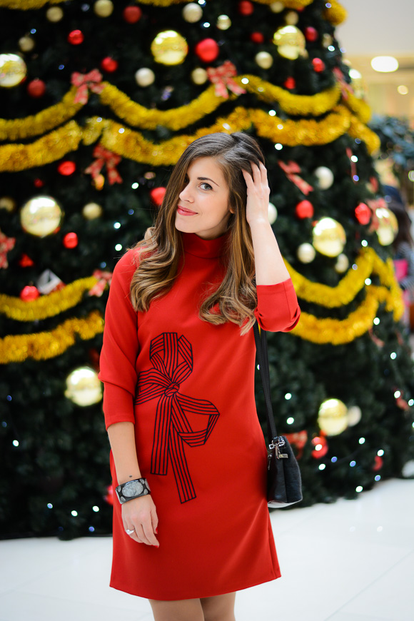 Christmas-Gift-Red-Dress-Catty-Bulgaria-Mall-1