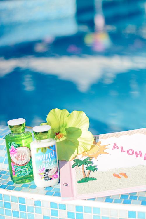 Bath & Body Works Bulgaria Aloha Hawaii Beach